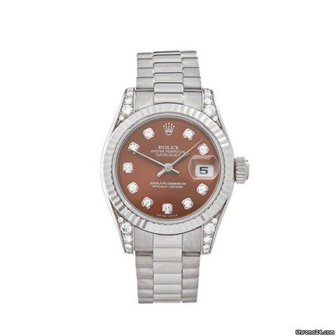 792490e2d70 Koupě hodinek Rolex Bílé zlato