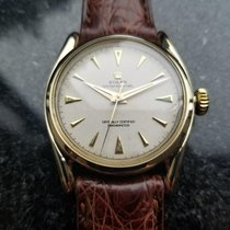 Rolex Oyster Perpetual Vintage 1951 14k Gold 6092 Bombay Auto...