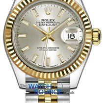 Rolex Lady-Datejust New Gold/Steel 28mm Automatic