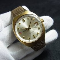 Rado Marco Polo Automatic watches date gold tone