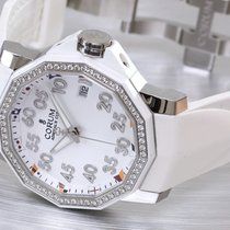 Corum Admiral's Cup Competition 40 white ladies Limited Edition