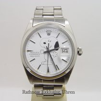 """Rolex Oyster Date  Precision """"Snoopy Dial"""""""