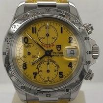 Tudor 79280P Acier Tiger Prince Date 40mm