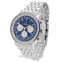 Breitling Navitimer 01 (46 MM) Steel 46mm Blue United Kingdom, London