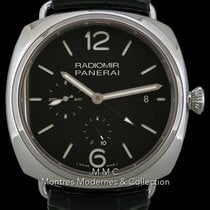 Panerai Radiomir 10 Days GMT Staal 47mm
