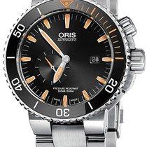 Oris Carlos Coste Limited Edition Titanium 46mm Black United States of America, California, Moorpark