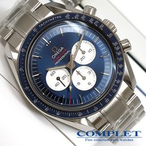 Omega Chronograph 42mm Manual winding new Speedmaster (Submodel) Blue