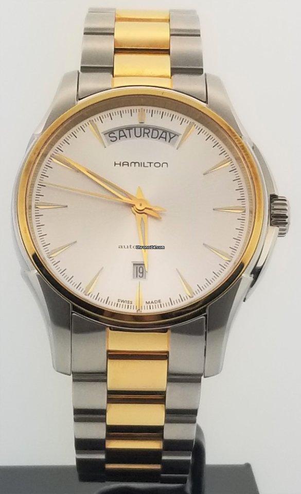 Hamilton Jazzmaster Day Date Auto óra árak  973d405083