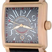Franck Muller Conquistador Cortez Rose gold 40mm Grey Arabic numerals United States of America, Texas, Dallas