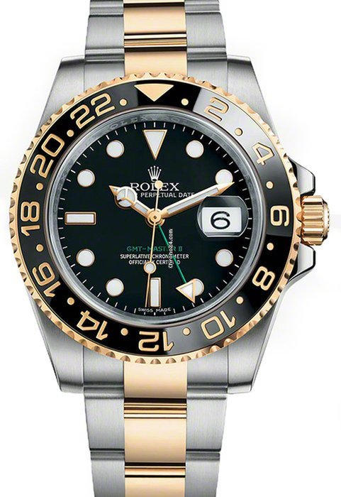 Rolex GMT-Master II 116713LN new