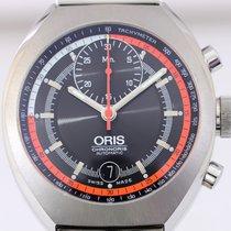 Oris Stahl 40mm Automatik 01 672 7564 4154-Set gebraucht Deutschland, Langenfeld