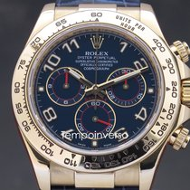 Rolex Daytona Yellow gold 40mm White Arabic numerals United Kingdom, London, Paris, Brussels & Paris face to face delivery only - Other countries shipping with Brinks and DHL Express