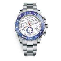 Rolex Yacht-Master II Steel 44mm White