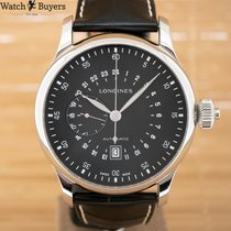 Longines Twenty-Four Hours Steel