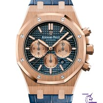 Audemars Piguet Royal Oak Chronograph nou 2019 Atomat Cronograf Ceas cu cutie originală și documente originale 26331OR.OO.D315CR.01