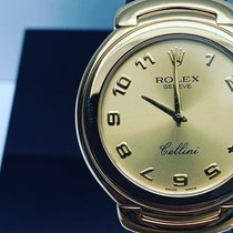 Rolex Cellini Or jaune 37mm Or Romain Belgique, 6540