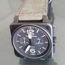 Bell & Ross BR 03-94 Chronographe 42mm Noir France, Issy Les Moulineaux
