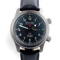 Bremont Steel 43mm Automatic MBII/ON pre-owned