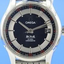Omega 431.30.41.21.01.001 Acero De Ville Hour Vision 41mm usados