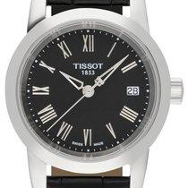 Tissot Classic Dream Staal 28mm Zwart