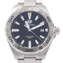 TAG Heuer Aquaracer 300M pre-owned 41mm Black