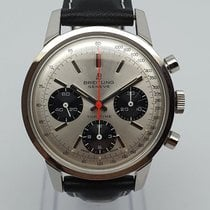 Breitling Top Time Acero 38mm Plata