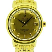 Omega Constellation Good Yellow gold Automatic