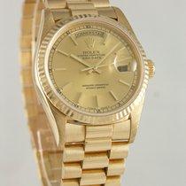 Rolex Day-Date 36 Gelbgold 36mm Champagnerfarben Deutschland, Heilbronn