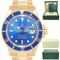 Rolex Submariner Date 16618 pre-owned