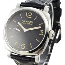 Panerai Radiomir 1940 pre-owned 42mm Black Crocodile skin