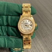 Rolex Lady-Datejust Pearlmaster nuevo 2020 Automático Reloj con estuche y documentos originales 80298