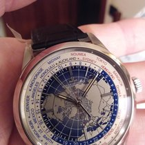 Jaeger-LeCoultre Geophysic Universal Time Acero Azul
