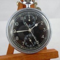 Breitling Uhr gebraucht 50mm Arabisch Handaufzug Nur Uhr