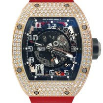 Richard Mille RM 010 Rose gold United States of America, New York, New York