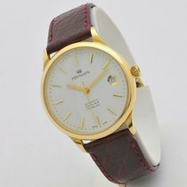 Pryngeps Yellow gold Automatic White No numerals 35mm pre-owned