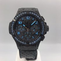 Hublot Big Bang 41 mm Acero 41mm Negro