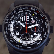 Girard Perregaux WWTC Shadow Flyback chronograph full set