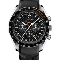 Omega 321.92.44.52.01.001 Speedmaster HB-SIA Co-Axial GMT...