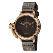 U-Boat Chimera Bronze 46mm Brown