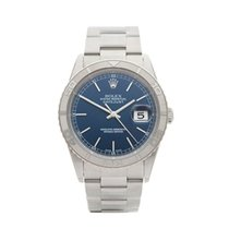 Rolex Datejust Turn-o-graph Stainless Steel Gents 16264 - W3992