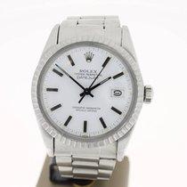 Rolex Datejust 36mm Steel (BOX1983) WhiteIndexDial MINT