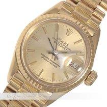 Rolex Datejust Gelbgold 6917