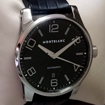 Montblanc Timewalker stainless steel, full set