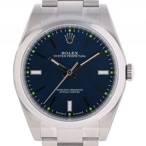 Rolex Oyster Perpetual Stahl Automatik 39mm Ref.114300...