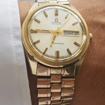 Omega Seamaster Day Date 14K Gold Plated