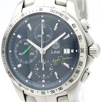 タグ・ホイヤー (TAG Heuer) Link Chronograph Ayrton Senna Limited...