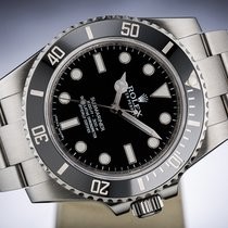 Rolex OYSTER PERPETUAL SUBMARINER 300M NO DATE CHRONOMETER...