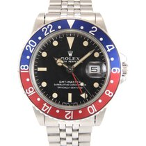 "Rolex GMT Master 1675 Mark I ""Long E"" Pepsi"