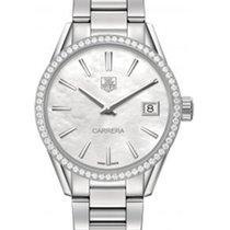 TAG Heuer Carrera Lady new Quartz Watch with original box