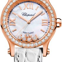 Chopard 274893-5010 Rose gold 2021 Happy Sport 30mm new United States of America, New York, Airmont